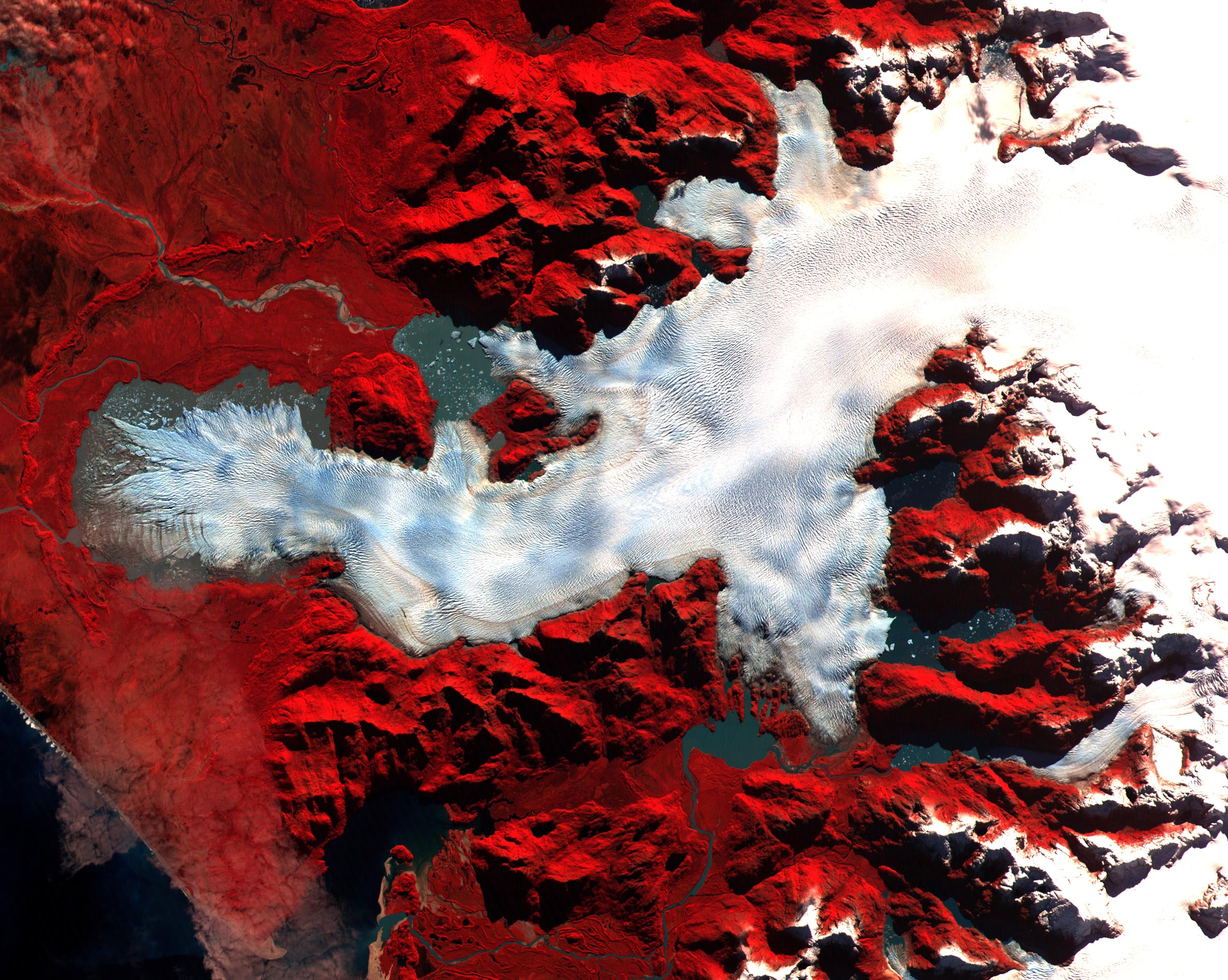 Patagonian Glacier - related image preview
