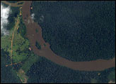 High Resolution View of Amazonia