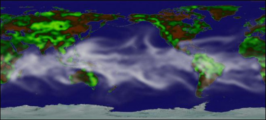 Virtual Rains Herald Dawn of New Climate Understanding