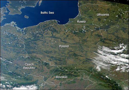 Northeastern Europe