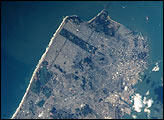 San Francisco from the International Space Station - selected image
