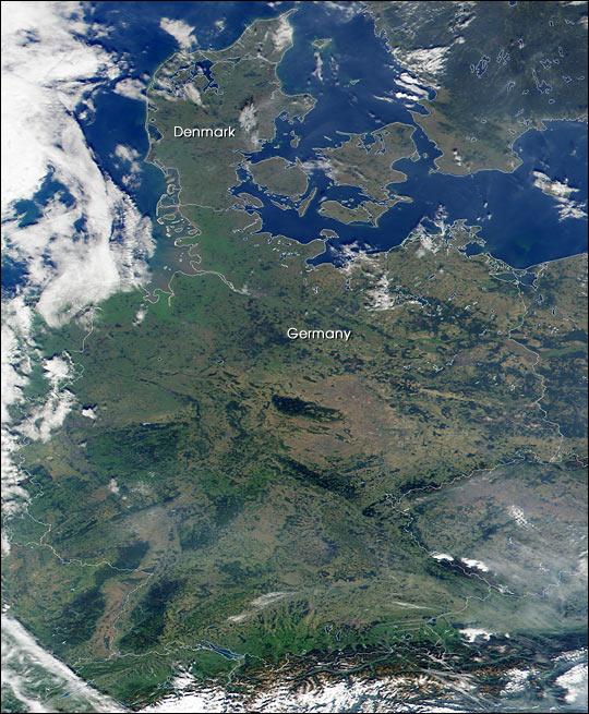 Denmark & Germany