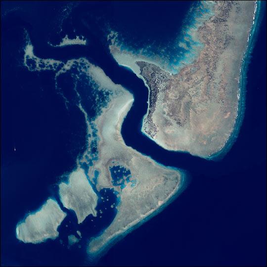 Fringing Reef, Mayotte