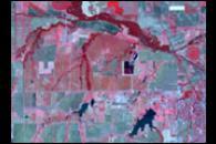 A Multi-spectral Look at El Reno, Oklahoma