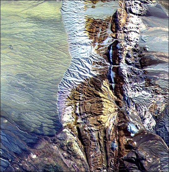 Chile Altiplano Unconformity