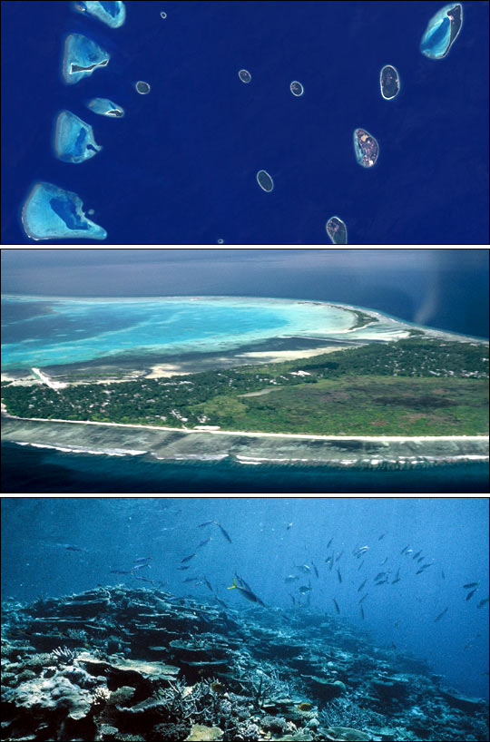 Coral Atolls - related image preview