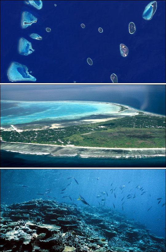 Coral Atolls