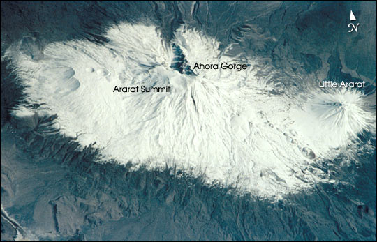 Mount Ararat (Agri Dagi), Turkey - related image preview