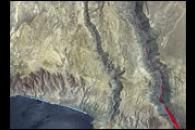 Earthquake Epicenter, Peru