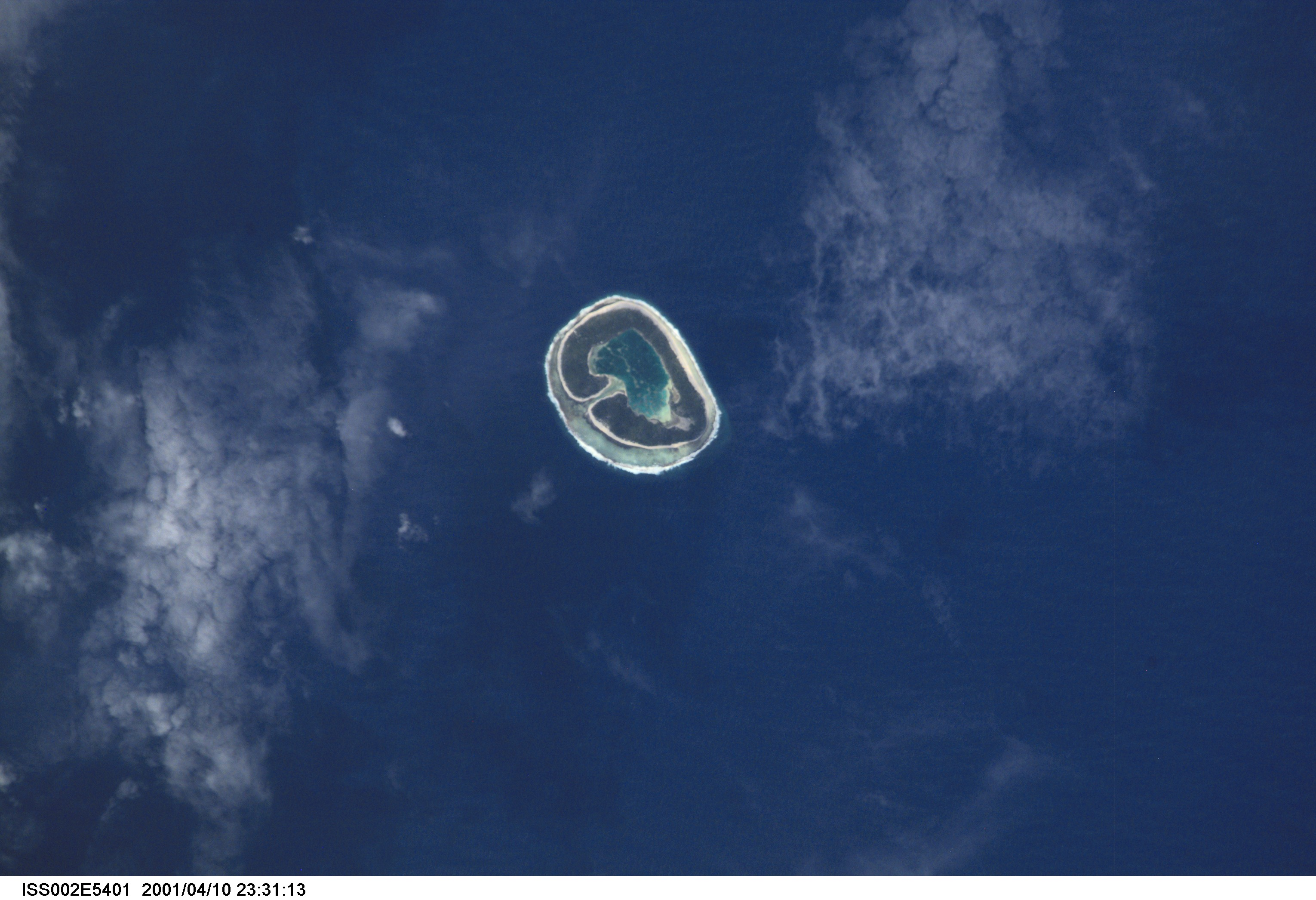 Atolls in the Tuamotu Archipelago, French Polynesia - related image preview
