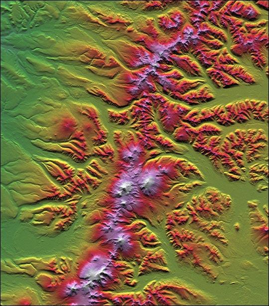 Sredinnyy Khrebet, Kamchatka Peninsula, Russia