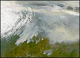 Smoke Blankets Siberia