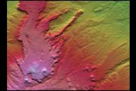 Lava Plateaus in Argentina
