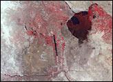Vanishing Marshes of Mesopotamia