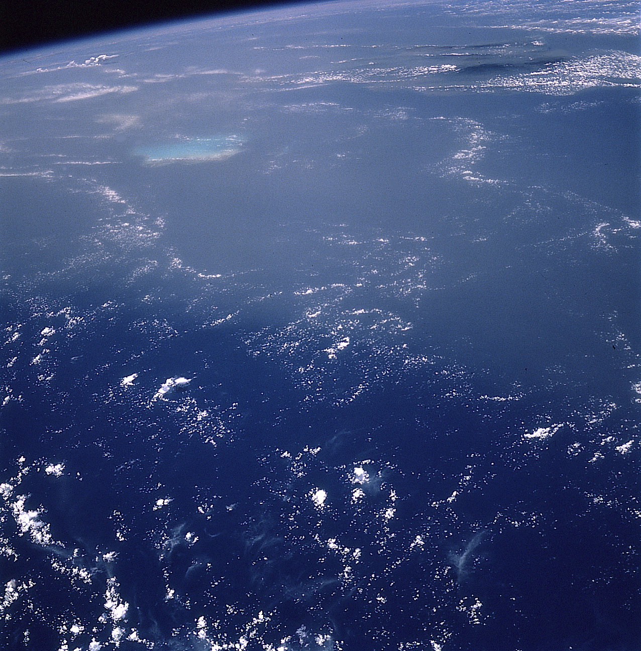African Dust Blows over the Caribbean - related image preview