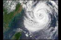 Typhoon Nari Approaches China