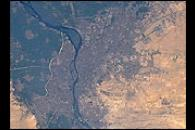Urban Growth in Cairo 1965–98