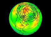 NASA Confirms Arctic Ozone Depletion Trigger