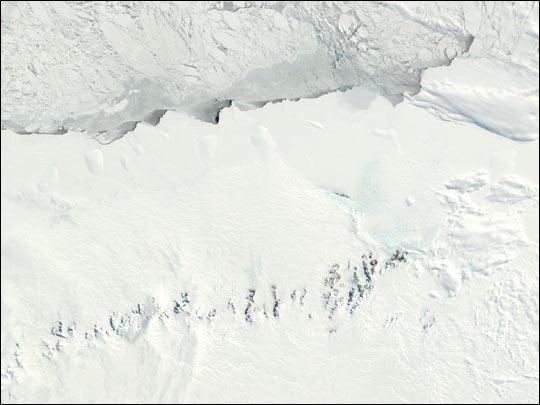 Princess Astrid Coast, Antarctica