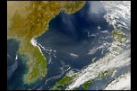 Aerosols over Eastern Asia
