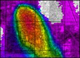 Lost Hills, California Interferogram