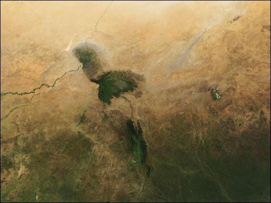 Lake Chad and the Sahel