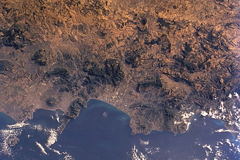 Napoli and Volcanism - Vesuvius and Mt. Etna - related image preview