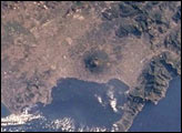 Napoli and Volcanism - Vesuvius and Mt. Etna - selected image