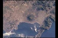 Napoli and Volcanism - Vesuvius and Mt. Etna