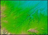 Piñon Canyon Region, Colorado