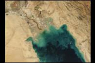 Sediment from the Tigris and Euphrates