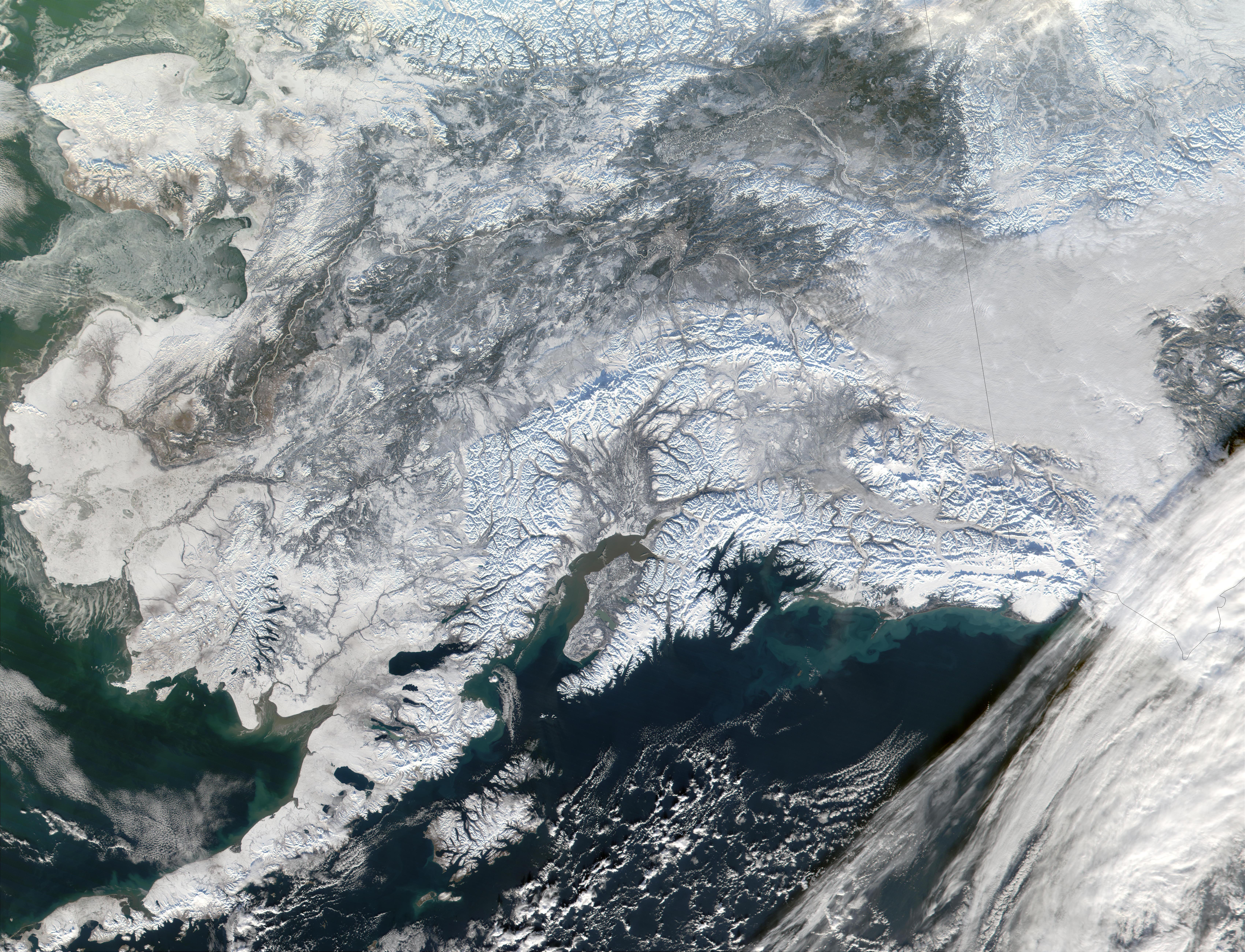 Alaska : Image of the Day