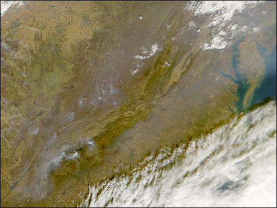 Appalachian Fires