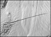 High Resolution View of Pine Island Glacier - selected image
