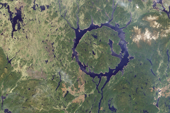 Manicouagan Impact Structure, Quebec - related image preview