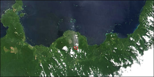 Eruption of Pago