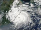 Typhoon Sinlaku - selected image