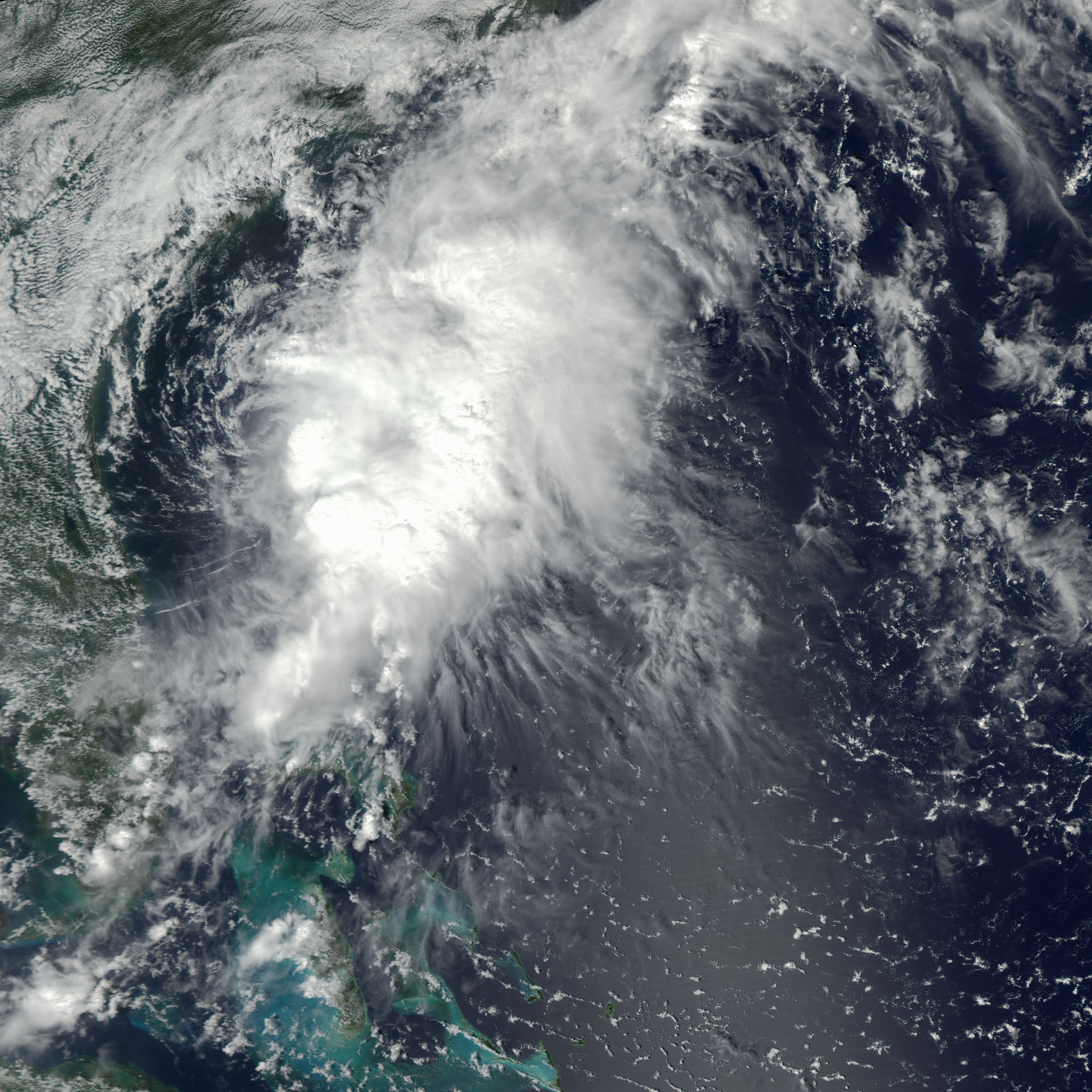 Tropical Storm Edouard - related image preview