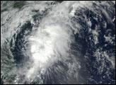 Tropical Storm Edouard - selected image