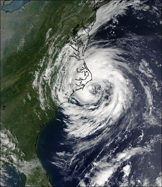 Tropical Storm Gustav