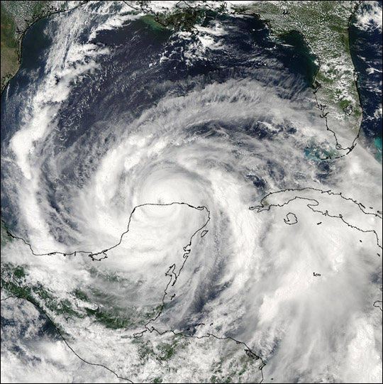 Tropical Storm Isidore - related image preview