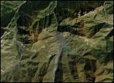 Russian Kolka Glacier Collapses