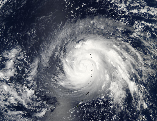 Typhoon Higos - related image preview
