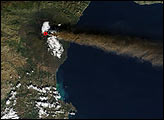 Eruption of Sicily's Mt. Etna