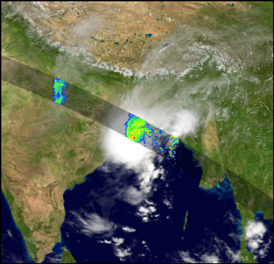 India Cyclone - related image preview