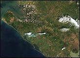 Nicaragua's San Cristobal Erupts