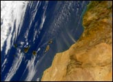 Dust Storm over Morocco