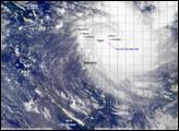 Tropical Cyclone Zoe - selected image