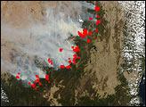 Bushfires Raging in Southeast Australia