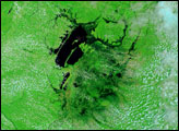 Flooding in southeastern Africa